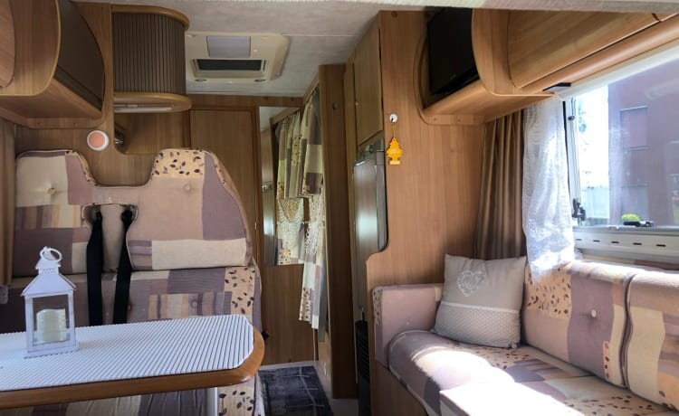 Comfortable and spacious RIMOR