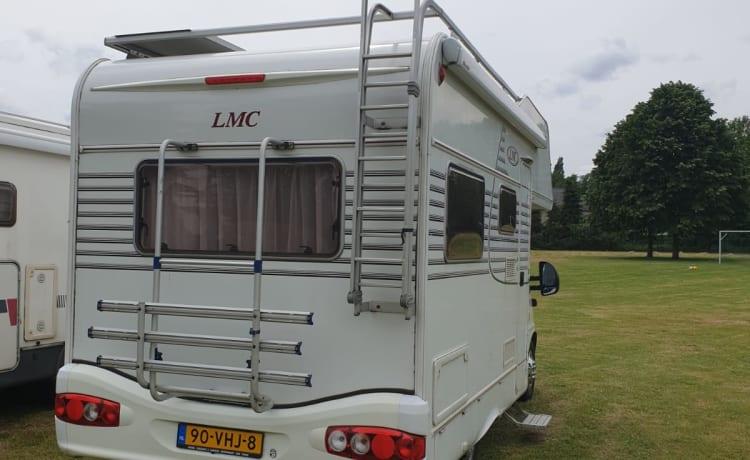 LMC CAMPER FIAT 2.8 ENGINE DIESEL