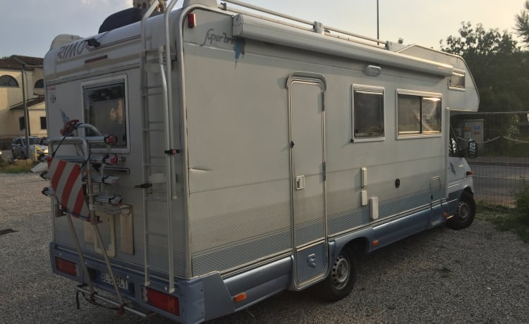 Camper 7 Seats Air Conditioning Unconventional Evaporative