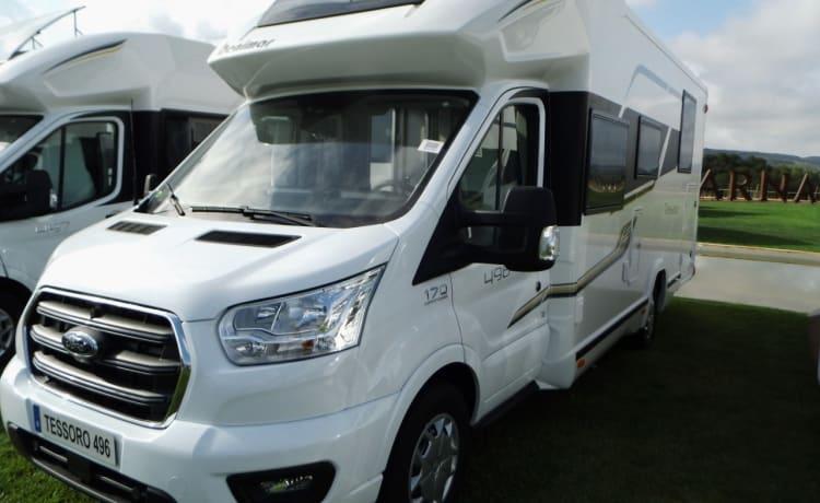 Benimar – Cocoon 496 model 2020
