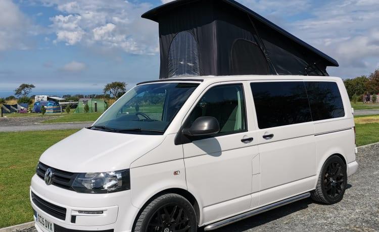 VW T5. 1 SWB Campervan, 2.0