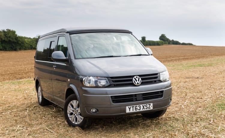 Odie – Odie VW T5 campervan