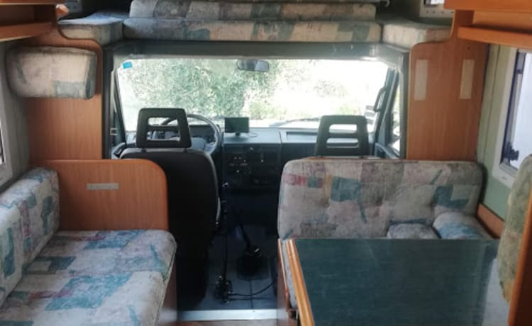 roberto – Camper perfect for large family and many friends