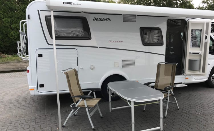 Dethleffs Globebus T6 from 2018
