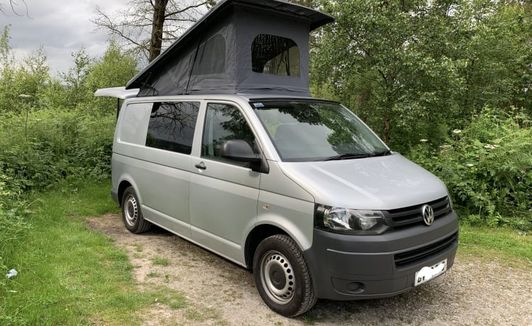 Newly Converted Volkswagen Transporter.