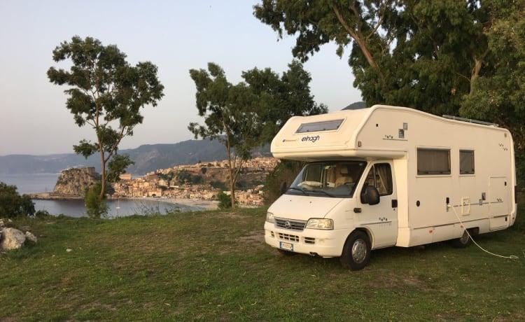 Joxy22 – Sicily in a camper