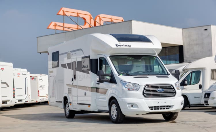 benemar cocoon  – NEW BENEMAR COCOON LIMIT EDITION 2019 (FORD) 170 HP