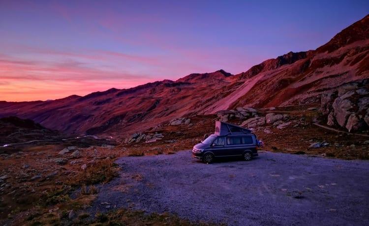 JoyJoy – Cool T6 Camper California Ocean - Automatic