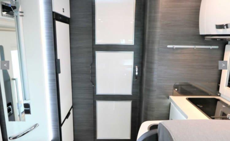 Benimar Mileo 263 – New 5-person luxury motorhome