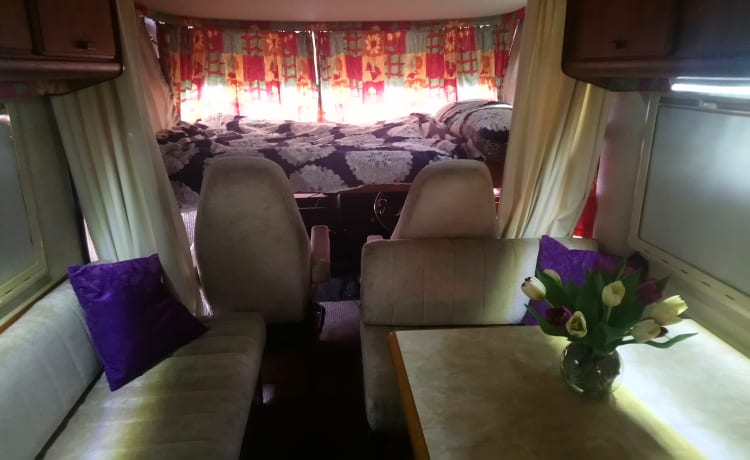 Horace – Horace - A wonderful, 4/5 berth Hymer