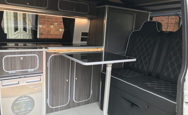 luxury VW Camper Van Hire