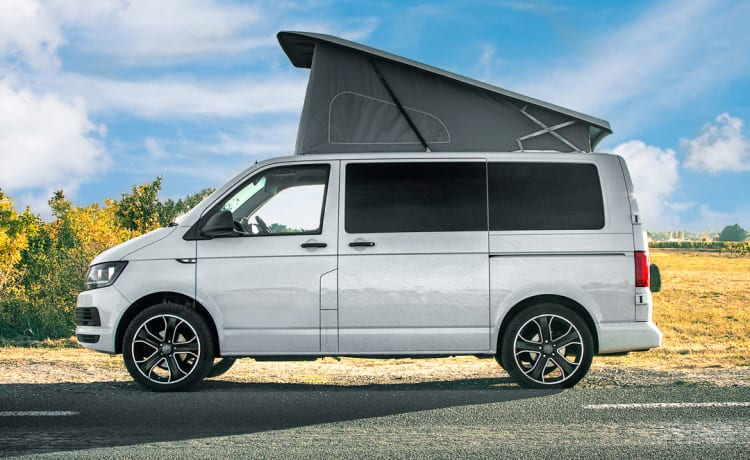 VW T6 Campervan - brand new conversion