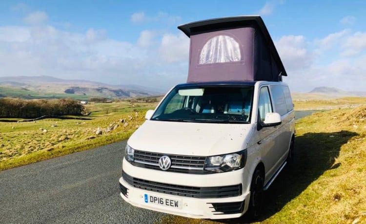 Valerie – Yorkshire Dales VW 4-persoons Camper (Valerie)