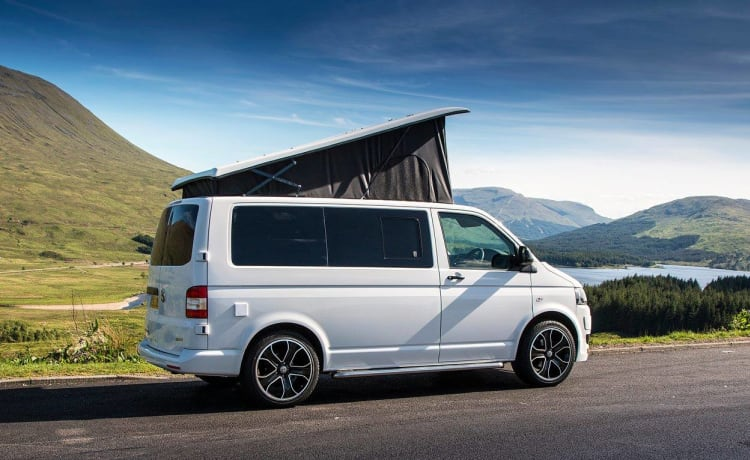 New  VW T6 Conversion