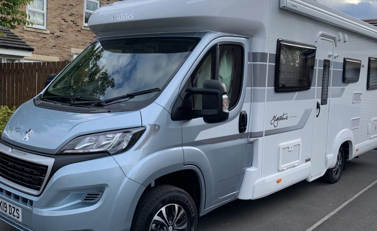 2019 Love camperhuur
