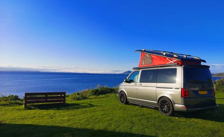Volkswagen T6 Highline campervan 2017