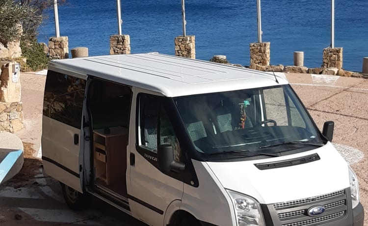 Van2sleep and drive – Van Sleep and Drive Palau / Olbia Noord-Sardinië !!!