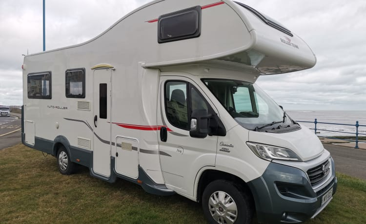 Samantha – Samantha our Luxury motorhome