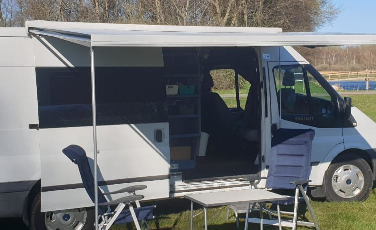 IZI Camper – Back to Basic with a CamperBus, the ultimate feeling of FREEDOM !!!