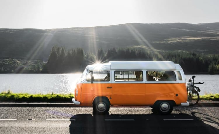 Terry - Retro VW T2 Bay Window Campervan!