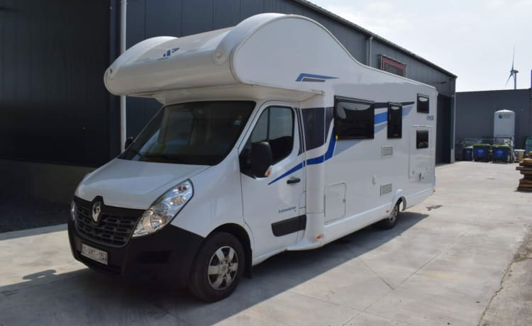 Mini nightliner WMT153 – Mini night liner 6 Personen