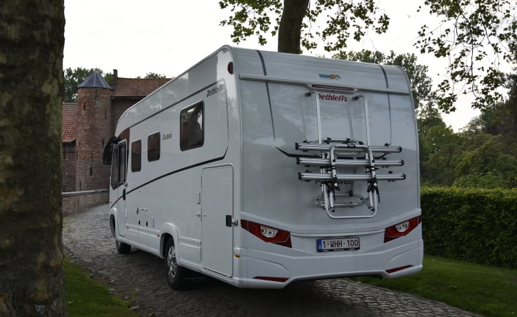 Octale – Feel @ home; New mobile home ultra-fully equipped