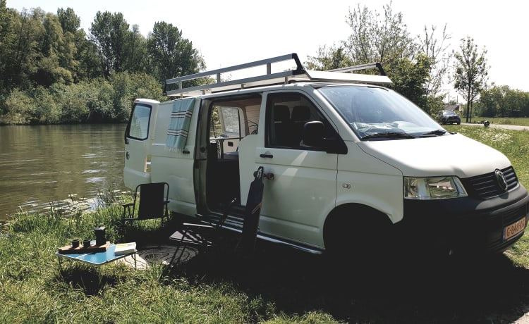 FRENK – Unique attractive camper - FRENK