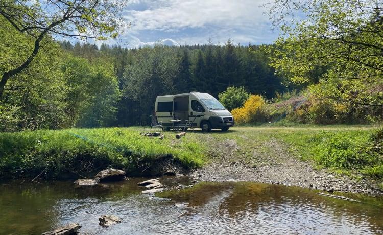 Hit the road! #campervan