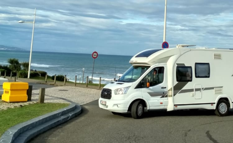 Luxury Mobilhome 4 persons