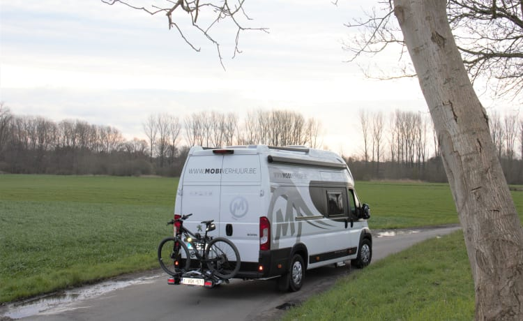 Pathfinder X – Discover the benefits of traveling with this compact motorhome!
