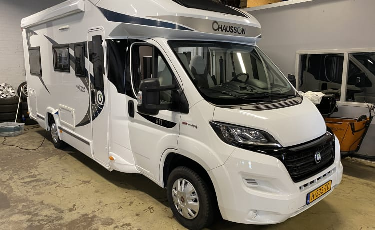Chausson 611 welcome
