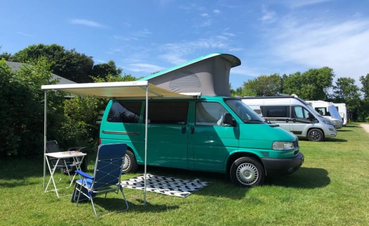 Very neat Volkswagen Joker T4 with Westfalia interior