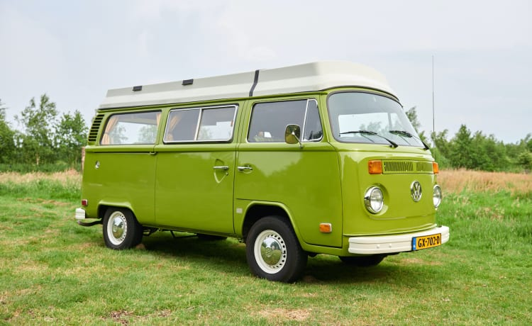 Bus California  – Volkswagen T2b, 1978