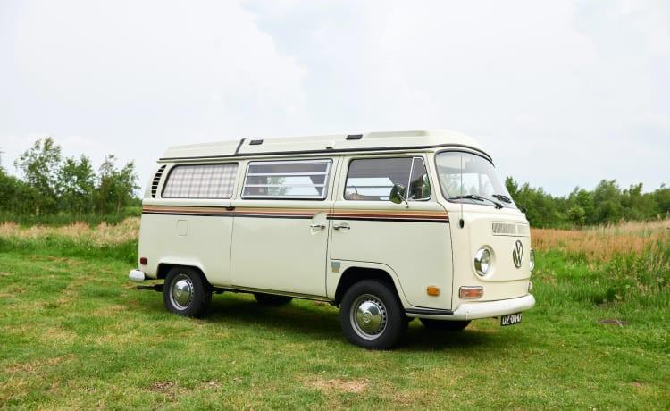 Bus Ibiza – Volkswagen T2a, 1971