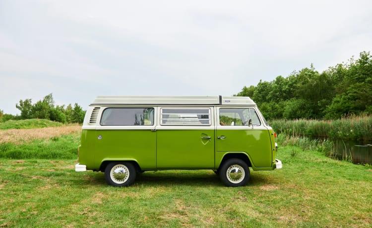 Bus Londen – Volkswagen T2b, 1976