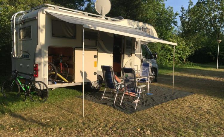 Camper super famiglia