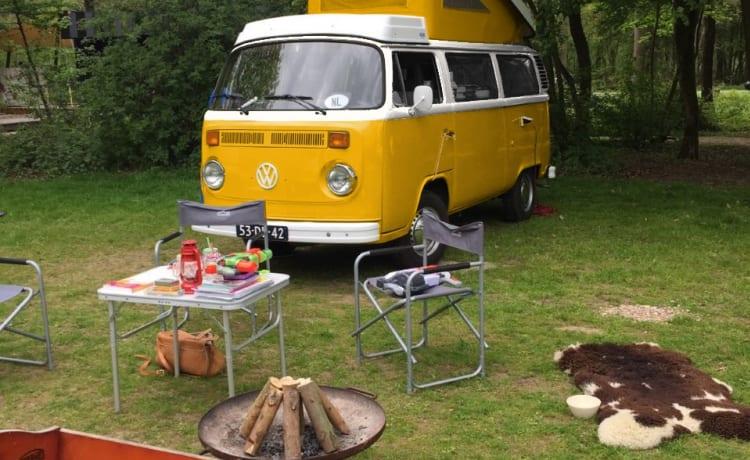 Fantastische Volkswagen T2 Westfalia camper