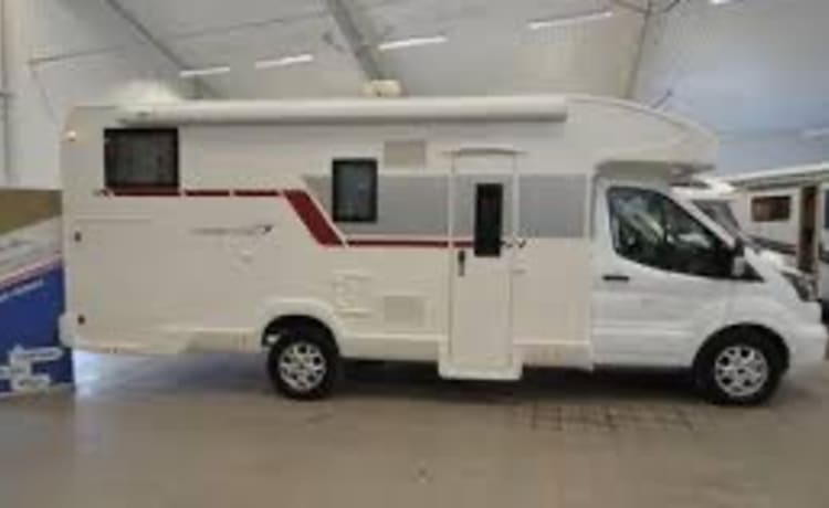 kronos 284 tl – Beautiful AUTOMATIC New Motorhome FORD ROLLER TEAM / KRONOS 284TL