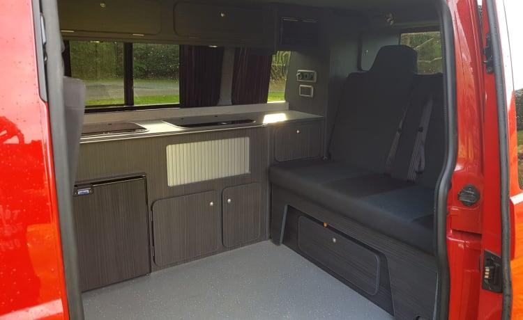 Fernandez – 2019 VW T6 Camper