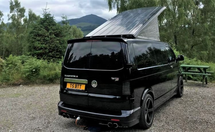 MR T – VW T5 2.5L 130 ABT Sportline - Luxury Long Wheel Base Campervan