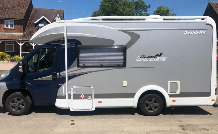Maurice – All Seasons Luxury Family Motorhome