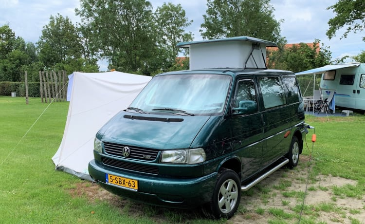 Luxury VW T4 Multivan TDI