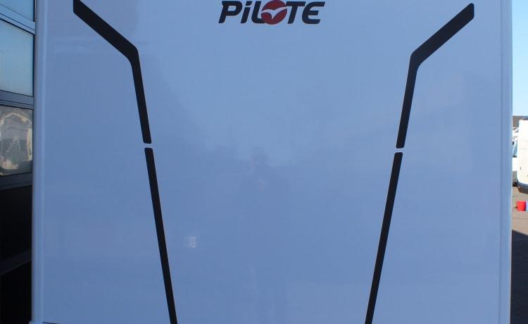Nieuwe Pilote Pacific P 746GJ te huur!