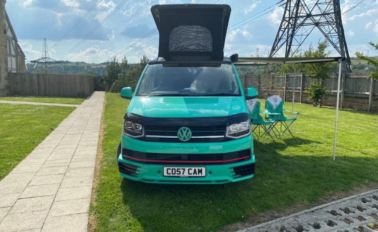 THE MINTER – COSY CAMPER UK
