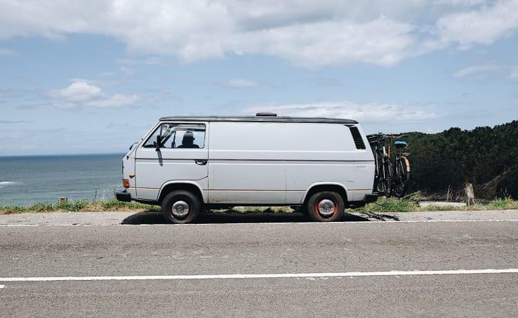 Rusty – Volkswagen T3 voor avonturiers
