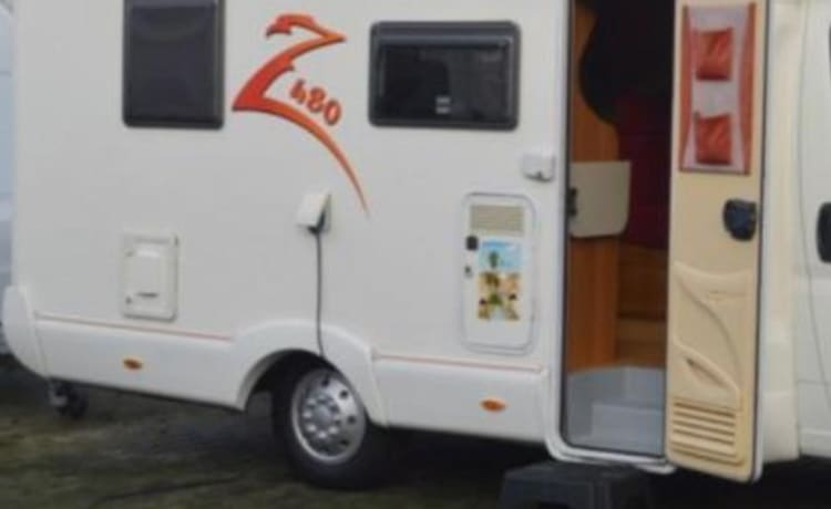 Joint Z480 – NEW completely restyled: Complete Camper with Life Experience