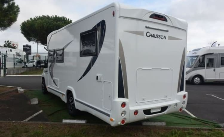 Camping car automatisch 2018