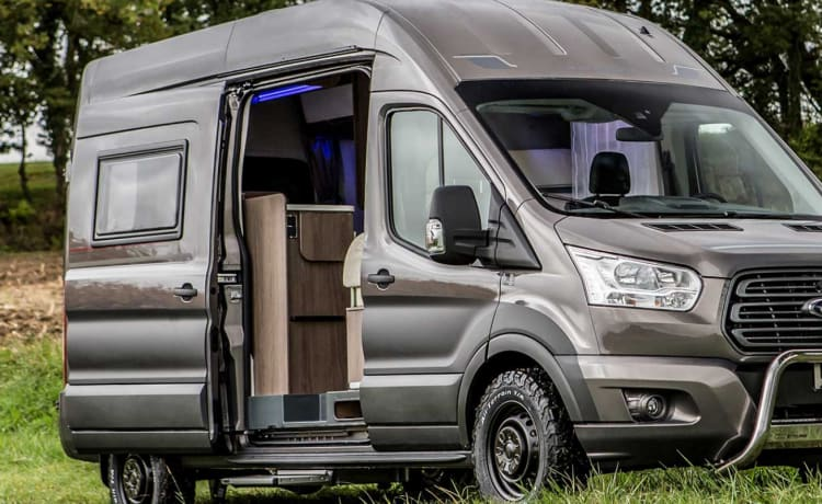 Randger Allroad 4x4 – All-road fun with all the luxury of a modern mobile home!
