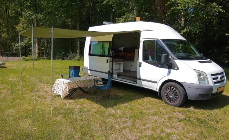 Flakkees Kampeerbussie – Flakkees kampeerbussie!