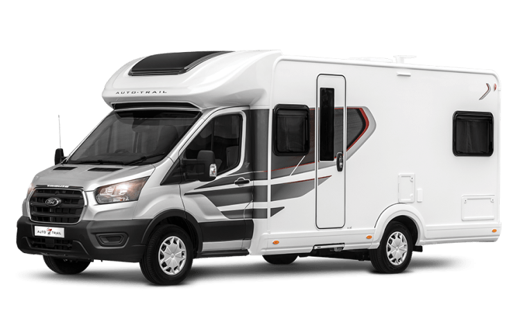 LUXE 4-PERSOONS AUTOTRAIL F70 AUTOMATISCHE FAMILIE CAMPER